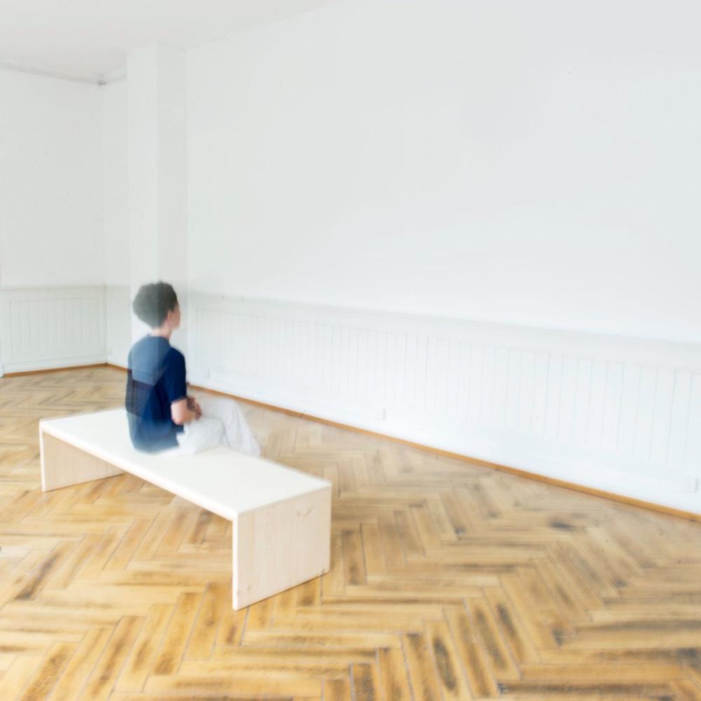 Museum of Emptiness / Im Ausstellungsraum / Foto: Florian Bachmann