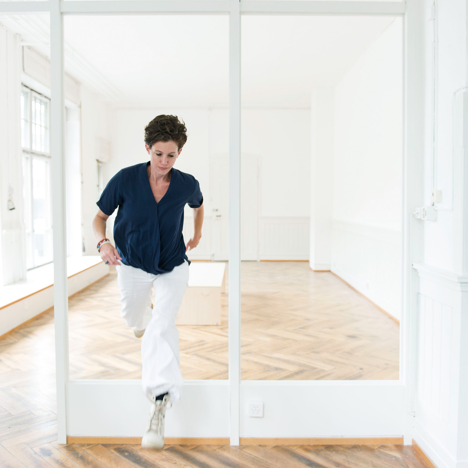 Museum of Emptiness / Im offenen Wandrahmen / Foto: Florian Bachmann