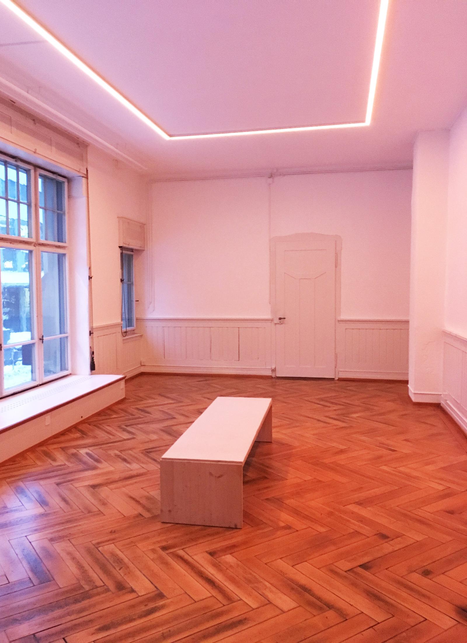 Museum of Emptiness / MoE im Winter / Foto: Gilgi Guggenheim
