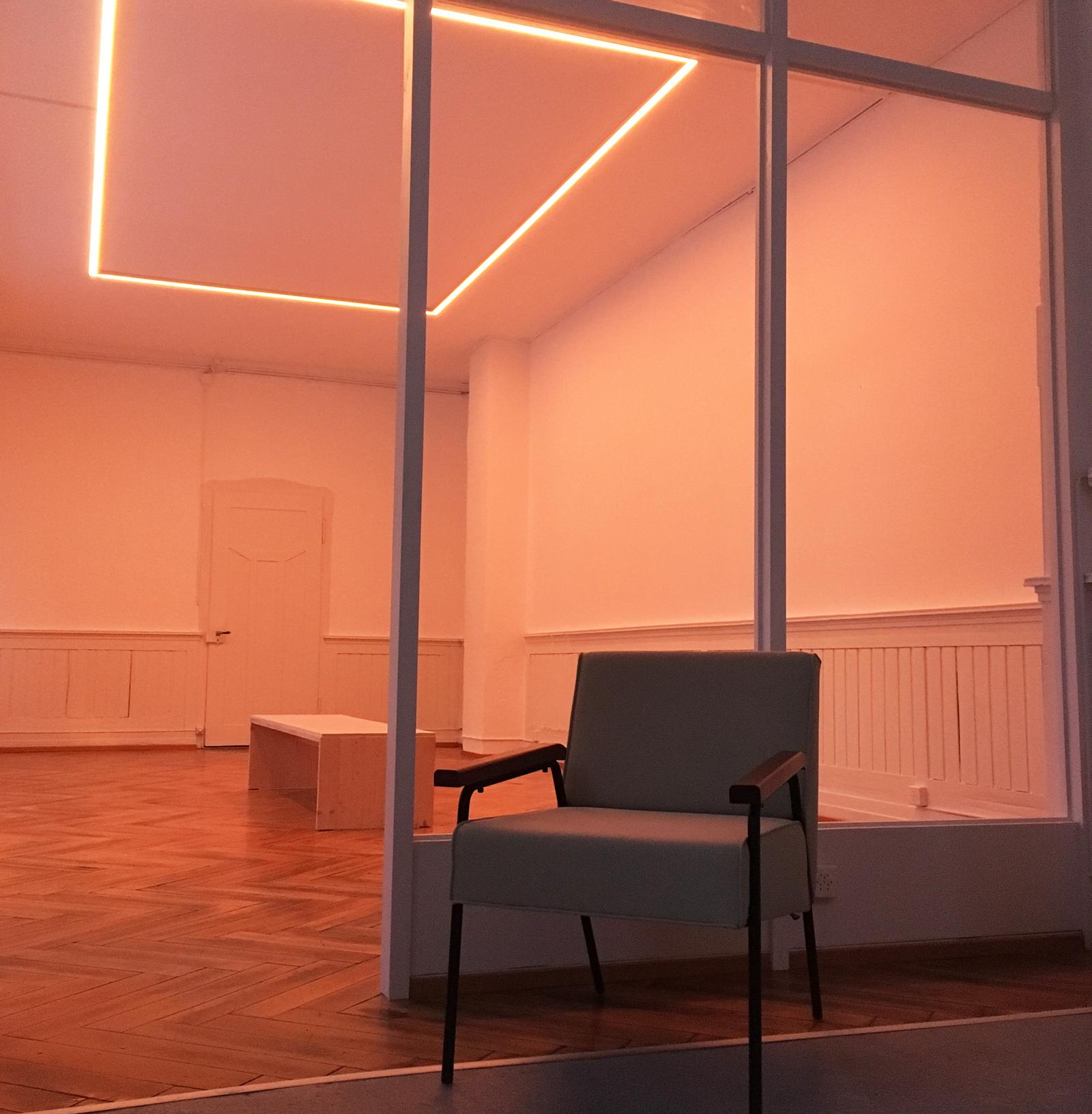 Museum of Emptiness / Im Foyer / Foto: Gilgi Guggenheim