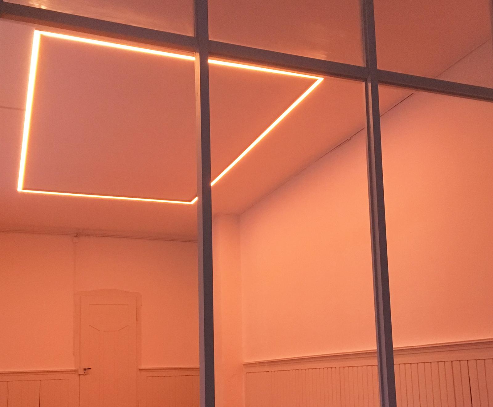 Museum of Emptiness / Offener Wandrahmen / Foto: Gilgi Guggenheim