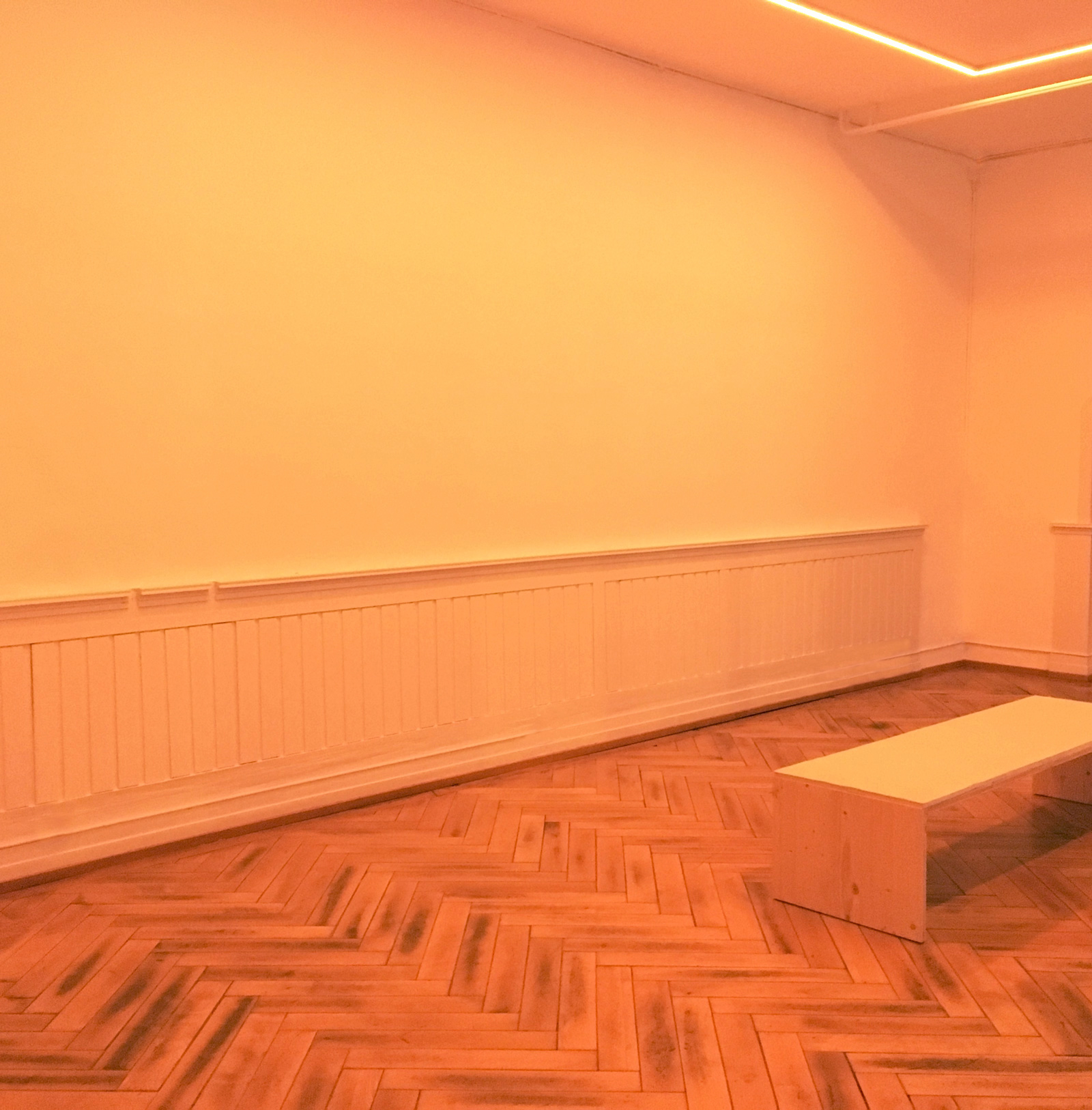 Museum of Emptiness / Wohltemperierte Leere / Foto: Gilgi Guggenheim