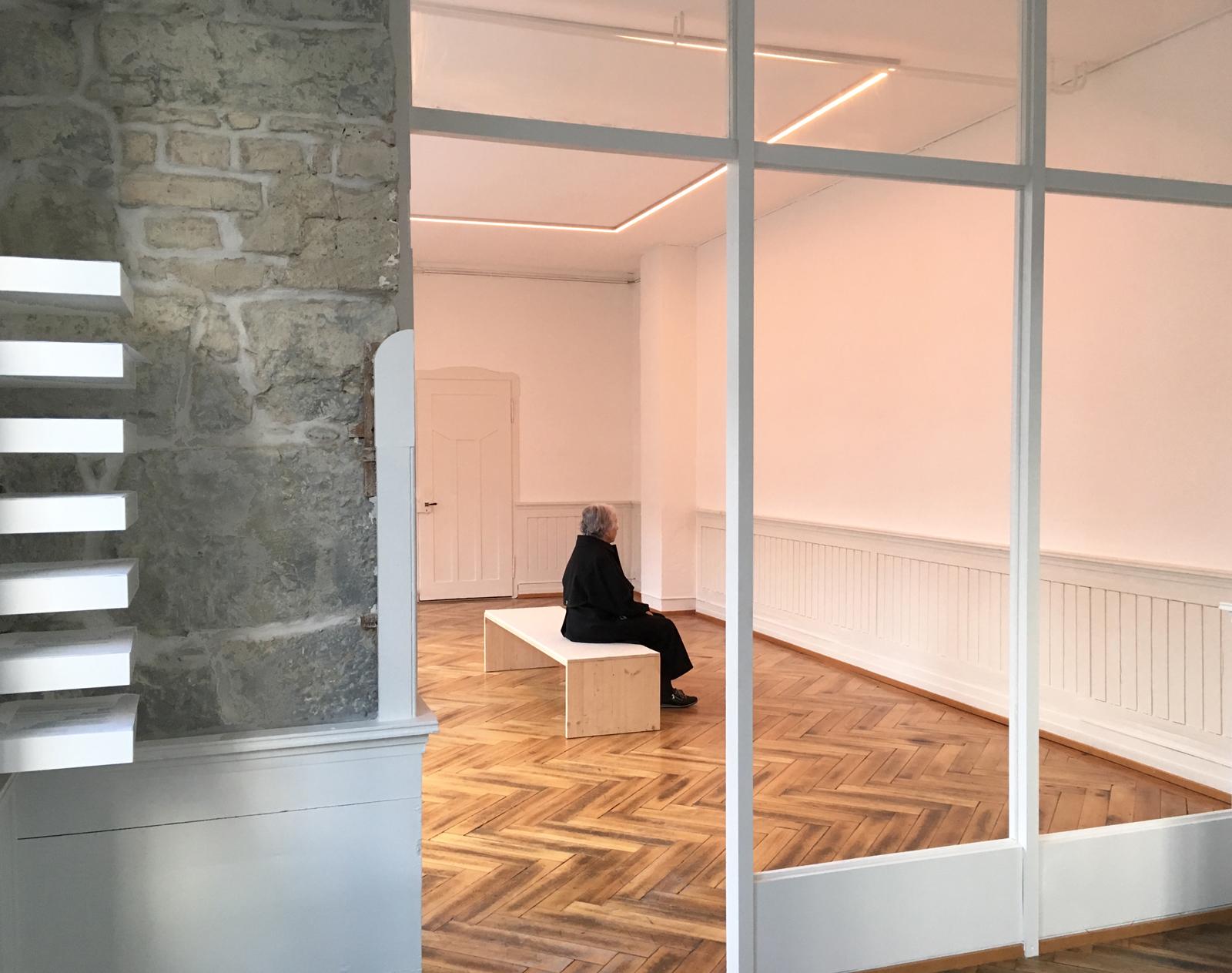 Museum of Emptiness / Sammlung und Ausstellungsraum / Foto: Gilgi Guggenheim