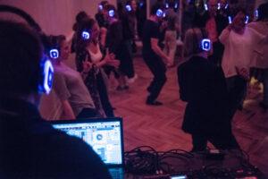 MoE Museum of Emptiness / Silent Dance Floor / Museumsnacht