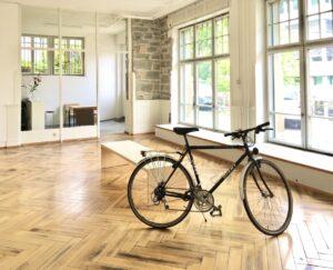 MoE Museum of Emptiness / Bike for an empty ride / Foto: Gilgi Guggenheim
